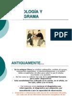 PULSOLOGÍA Y OCTOGRAMA