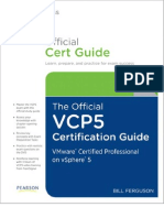 Pdf certification vcp5-dcv official guide