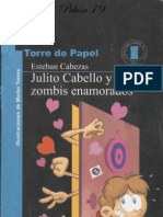 Julito Cabello Zombis Enamorados Pelusa79