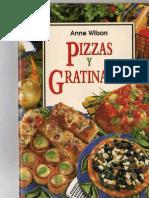 Pizzas Gratinados