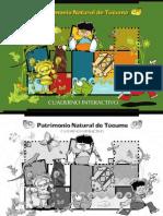 Cuaderno interactivo -  Patrimonio Natural -Túcume