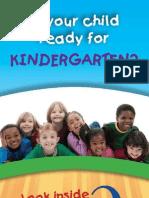 Kindergarten Readiness Brochure
