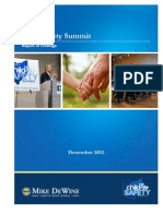 2012 Child Safety Summit Report