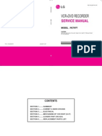 LG RC797T Service Manual