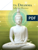 Amata Dhamma (The Deathless Dhamma)