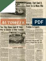 1967 Autoweek