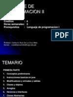 Conceptos preliminares de programacion