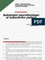 Substratul neurofiziologic al tulburarilor psihilogice