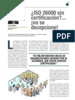 ISO 26000 Paul Remy 28enero2013