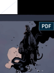 Hellboy in Hell issue 3 exclusive sneak peek