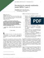 Protocolo Sistema MPEG- 7-2
