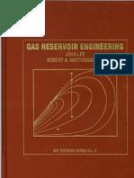 Gas Reservoir Engineering - Jhon Lee