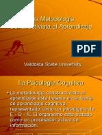 METODOLOGIA CONSTRUCTIVISTA
