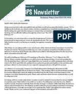 CPS Newsletter
