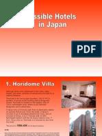 Hotels in Japan 2009