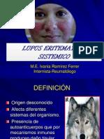 Lupus Eritematoso Sistemico Bachilleres 2013