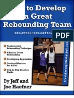 Rebounding eBook Sample