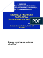 Educacao Financeira Corporativa Hoji
