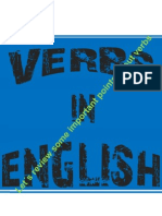 VERBS in English