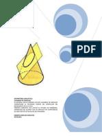 Geometria Analitica Cuaderno de Ejercicios