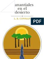Manantiales en El Desierto-L. B. Cowman