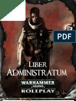 Liber Administratum