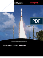 Thrust Vector Control Data Sheet - Honeywell