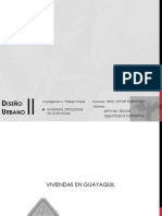 Urbano- Tipologia de Vivienda en Guayaquil