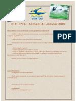 C.R. n°16