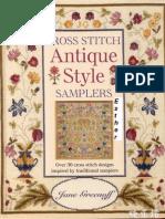Cross Stitch Antique Style