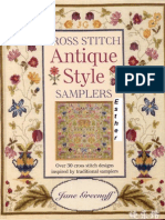 Cross Stitch Antique Style