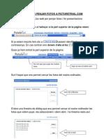 Manual d'ús de Picturetrail.com