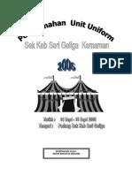 Kertas Kerja Perkhemahan Unit Beruniform Sekolah Rendah - Mohd Anuar
