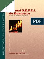 Manual SEPEI de Bomberos