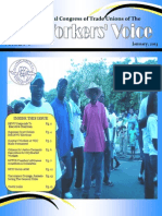 Workers' Voice, January, 2013