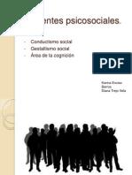Corrientes Psicosociales