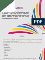 Barroco en Mexico