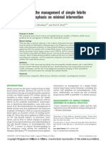Convulsiones Febriles COP 2012
