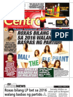 PSSST CENTRO FEB 6 2013 Issue