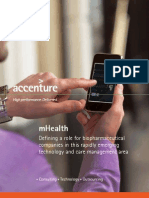 Accenture mHealth Defining Role Biopharmaceutical Companies POV Final
