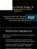 7 31 2012 Principles of mHealth Desigh III