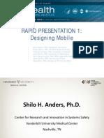 7 31 2012 Rapid Presentation 1 DesigningMobile