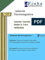 Radiacion Electromagnetica Valentin.trainotti.y.walter.G.fano