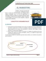 El Marketing. Primera Part