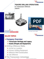 An Introduction to Transocean Offshore Drilling and Operations