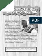 Sexualidad Conciente y Responsable ETS y SIDA
