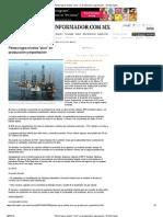 Pemex logra niveles ''pico'' en producción y exportación __ El Informador
