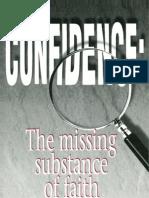 Confidence The Missing Substance of Faith - Creflo A Dollar