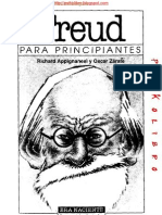 Freud Para Principiantes by Luis Vallester