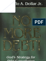 No More Debt - Creflo A Dollar